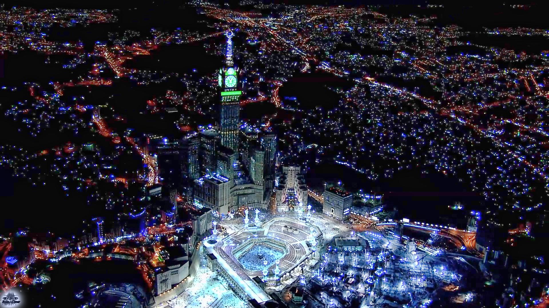 night-beautiful-Mecca-hd-wallpapers
